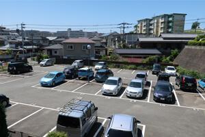 RSK第2駐車場