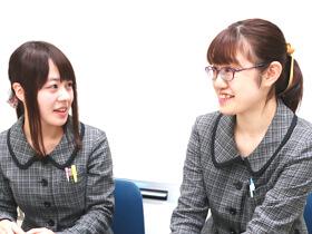 新入社員インタビュー3